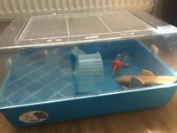Hamster or Small Mammal Cage FOR SALE!