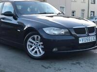 2005 ( 55 ) BMW 320 SE 1995cc DIESEL IN BLUE BHP 160 * 2 KEYS*LONG MOT * FINANCE AVAILABLE