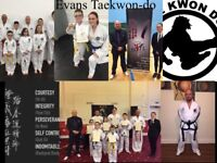 Come and learn Taekwon-do. An art for all the family
