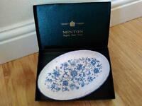 Minton bone china dish