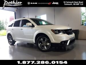 2017 Dodge Journey Crossroad | LEATHER | NAV | REAR CAMERA |