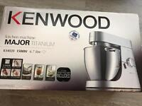Kenwood Major KM020 Stand Mixer - never been out of box