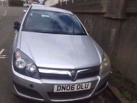 VAUXHALL ASTRA 1.4 SILVER SXI 2006 £1395