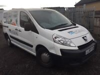 Peugeot expert van 2009 model 1.6, diesel spares or repairs none runner engine problem no vat