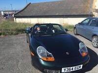 Porsche Boxster 3.2s 2000