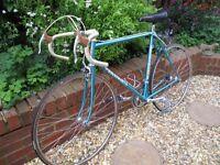 Holdsworth Time Trial Bike/Road Bike – 22 inch frame