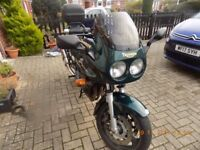 Triumph Sprint 900 motorcycle excellent condition only 20,000 miles