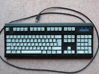 Unicomp Model M Keyboard - USB version of the IBM Model M