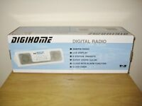 Brand New Digihome DAB Radio.