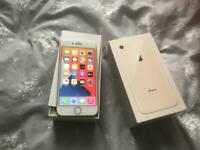 APPLE IPHONE 8 64GB UNLOCKED EXCELLENT CONDITION