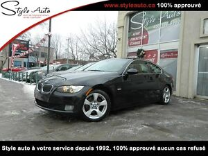 2008 BMW 3 Series 328XI COUPE SPORTPKG