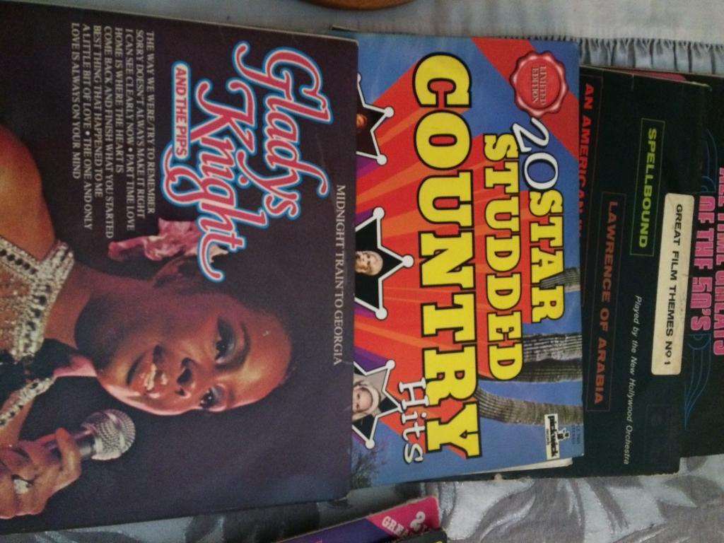 Various records/vinyls fur Sale all good condition