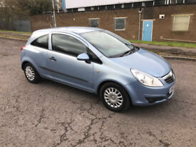 VAUXHALL CORSA 1.2 LIFE, 80K, FULL SERVICE HISTORY, GREAT CAR