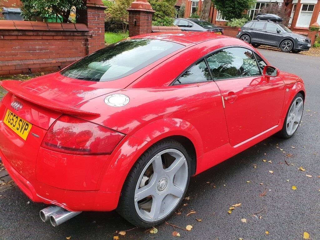 Audi, TT, Coupe, 2003, Manual, 1781 (cc), 3 doors   in Didsbury, Manchester   Gumtree