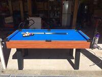 Kids pool table - great fun