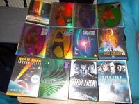 STAR TREK DVD SET