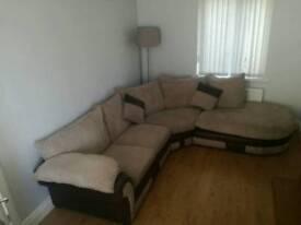 Big sofa ...
