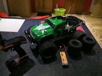 RC, REMOTE CONTROL BRUSHLESS TRUCK 200 POUNDS!!!!!!!!!!!!!!!!!!!!!