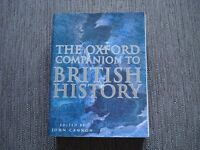 The Oxford Companion to British History, 1044 pages