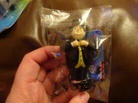 New Thomas and friends Adventures Fat Controller only £2 ideal gift