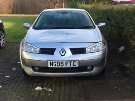 Renault megane 43000 tax and mot till july