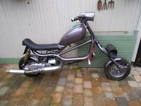 lambretta chopper