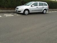 2005 NEW SHAPE VAUXHALL ASTRA DIESEL ESTATE