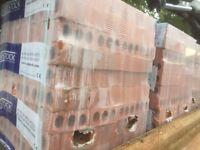 Ibstock red engineering bricks (new) 3 packs available