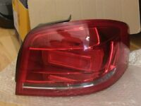 AUDI A3 Facelift 3 Door Rear Tail Light Cluster (RIGHT SIDE)