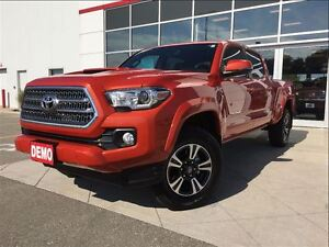 2016 Toyota Tacoma Double Cab 4x4 V6 TRD Sport Package