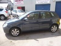 Volkswagen POLO Match 60,1196 cc 3 door hatchback,FSH,2 previous owners,very clean tidy car,only 45k