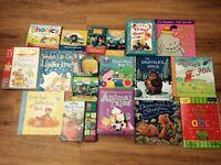 Kids pre school age books
