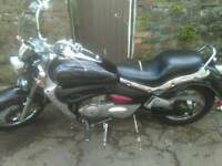 200cc cruiser bike