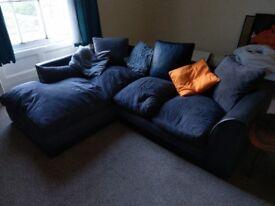 Corner sofa free to good home