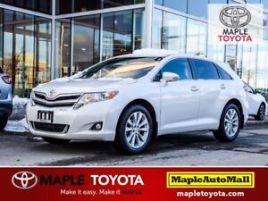 2016 Toyota Venza LE AWD 1 OWNER TOYOTA CERTIFIED