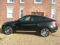 BMW X6 12 Month Main Dealer Warranty