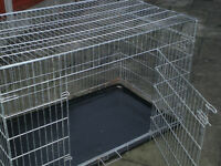 EX LARGE DOG / ANIMAL CRATE