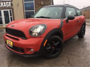 2013 MINI Cooper Paceman Cooper S AWD BLACKOUT PKG PANORAMA ROOF