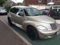 2005 55 reg CHRYSLER PT CRUISER LTD 2.2 CRDi FULL HISTORY TURBO DIESEL