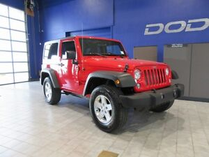 2015 Jeep Wrangler SPORT W/ REMOVABLE HARDTOP