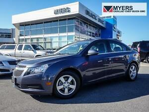 2014 Chevrolet Cruze REMOTE START/HEATED FRONT SEATS/LOW KMS!