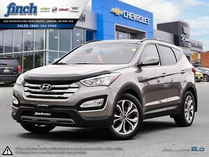 2015 Hyundai Santa Fe Sport 2.0T|AWD|SUNROOF|BACKUP CAM|LEATHER