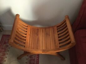 Rosewood stool
