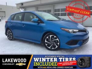 2016 Scion iM Base (Back Up Cam, Colored Touch Screen)