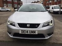 2014 seat Leon 2.0tdi manual not vw golf