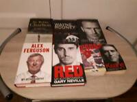 Man Utd biographies