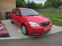 Fully serviced, very reliable Toyota, No accidents, no break downs, MOT 04/18, Automatic, 2 Owners