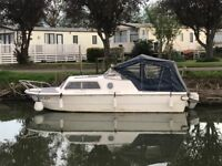 NORMAN BOAT 1974 OUTBOARD NEED A QUICK SALE £2,200