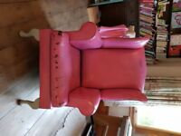 Antique armchair to re-upholster Pareker Knoll