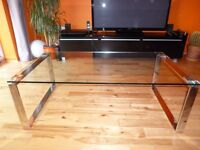 JOHN LEWIS FROST COFFEE TABLE - EXCELLENT CONDITION RRP £199 (110x60x38cm)
